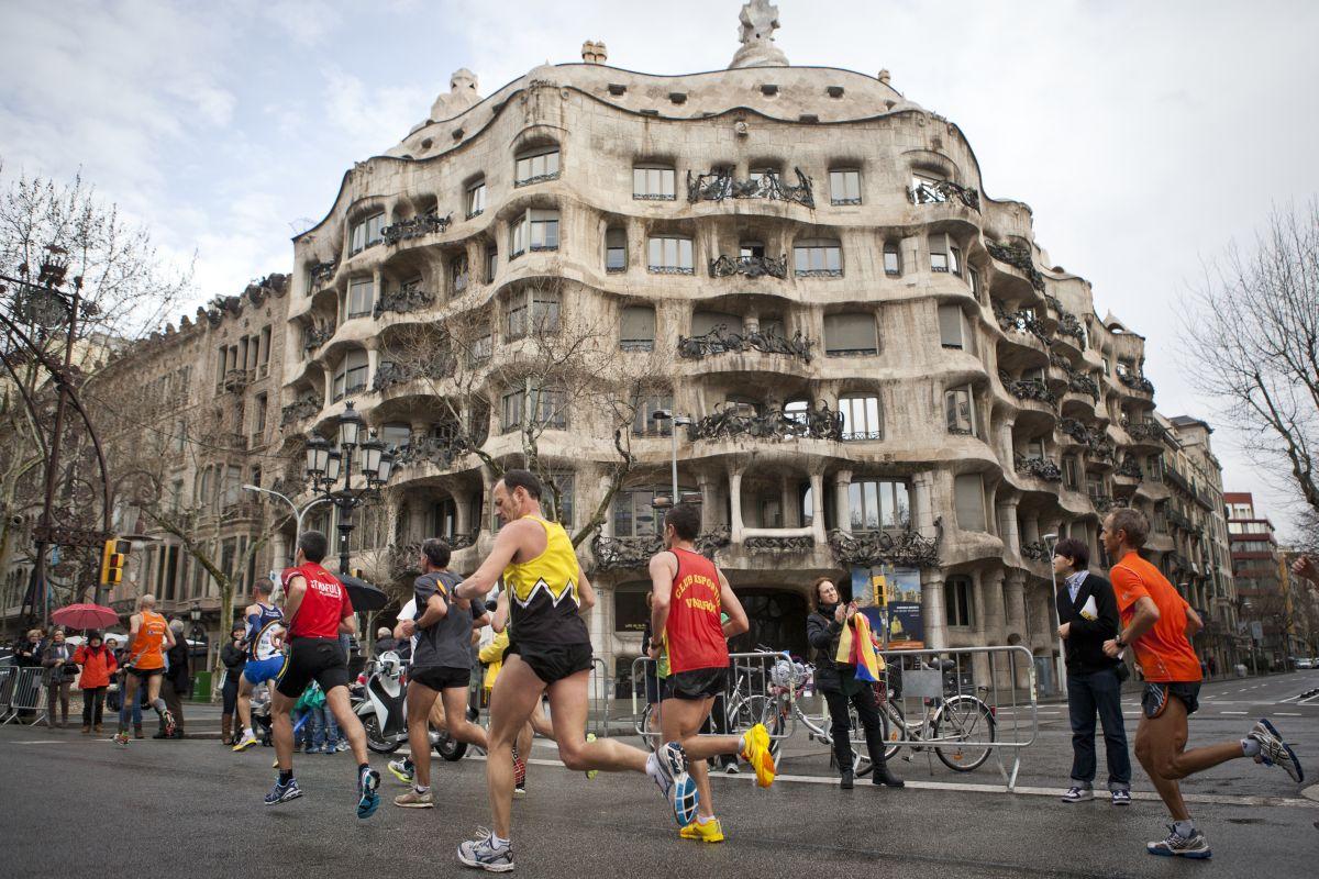 Copyright Barcelona Marato